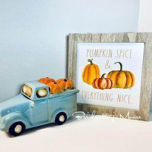 Rae Dunn Pumpkin Spice & Everything Nice
